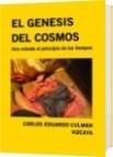 EL GENESIS DEL COSMOS - CARLOS EDUARDO CULMAN VIZCAYA