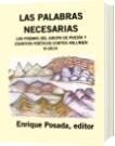 LAS PALABRAS NECESARIAS - Enrique Posada, editor