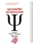 DICCIONARIO DE PSICOLOGIA - Yhon F Romero Meneses