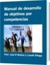 Manual de desarrollo de objetivos por competencias - Prof. José R Molina y Lissett Ortega