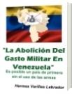 Abolición Del Gasto Militar En Venezuela - Hermes Varillas Labrador