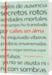 Calles Sin alma - Irma Cristina Cardona Bustos